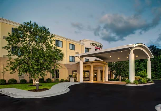 ジョージア州ブランズウィックのホテル