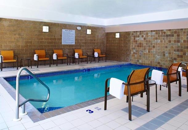 Courtyard Buffalo Amherst Indoor Pool