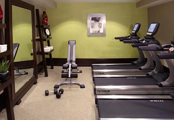Courtyard Buffalo Amherst Fitness Center