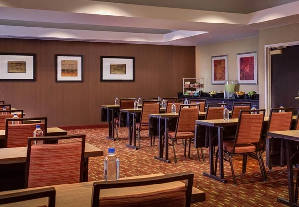 Dallas hotel meeting space