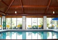 科宁里弗赛德 Fairfield Inn 酒店室内泳池