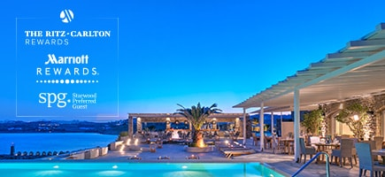 Santa Marina, A Luxury Collection Resort, Mykonos Greece - pool view