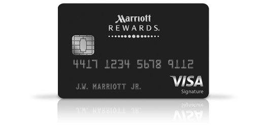 75,000 Bonus Points with Marriott Rewards Credit Card