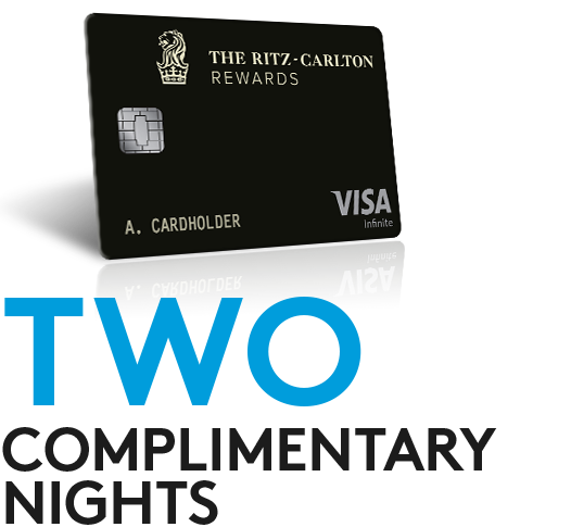 Two complimentary nights | The Ritz-Carlton Rewards Credit Card