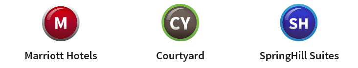 Marriott Hotels | Courtyard | SpringHill Suites