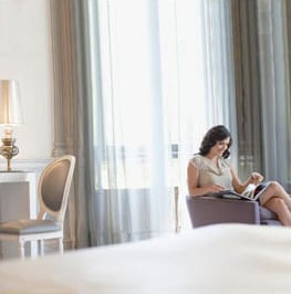 Benefícios, descontos e ofertas Elite Platinum da Marriott Rewards®