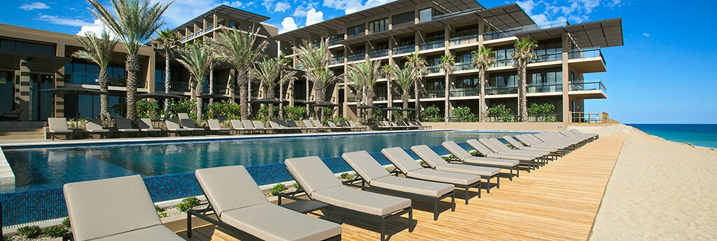 JW Marriott Los Cabos Beach Resort & Spa exterior pool