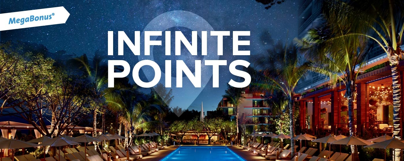 INFINITE POINTS