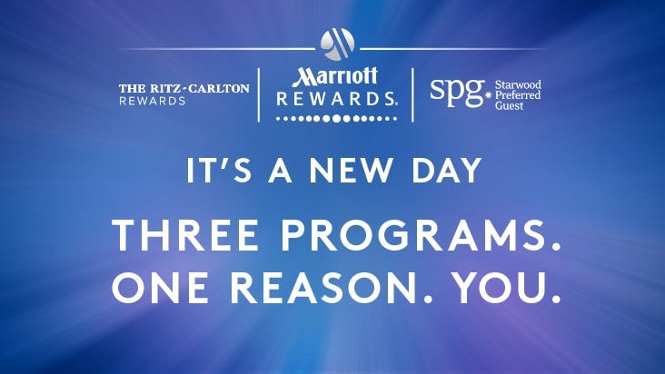 It's a new day. Three programs. One reason. You.