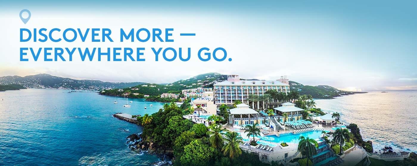 Discover More – Everywhere you Go.