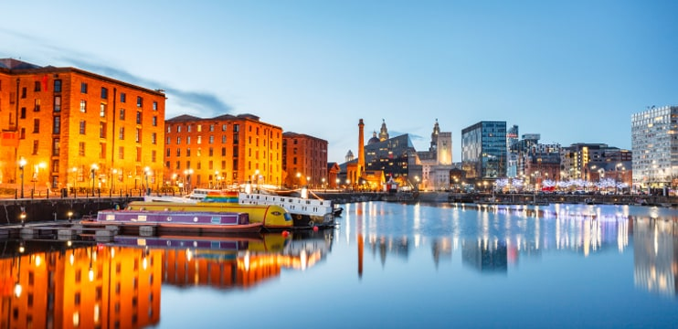 North West of England and Yorkshire offer page
