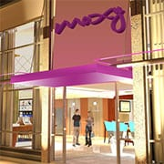 rendering of Moxy hotels