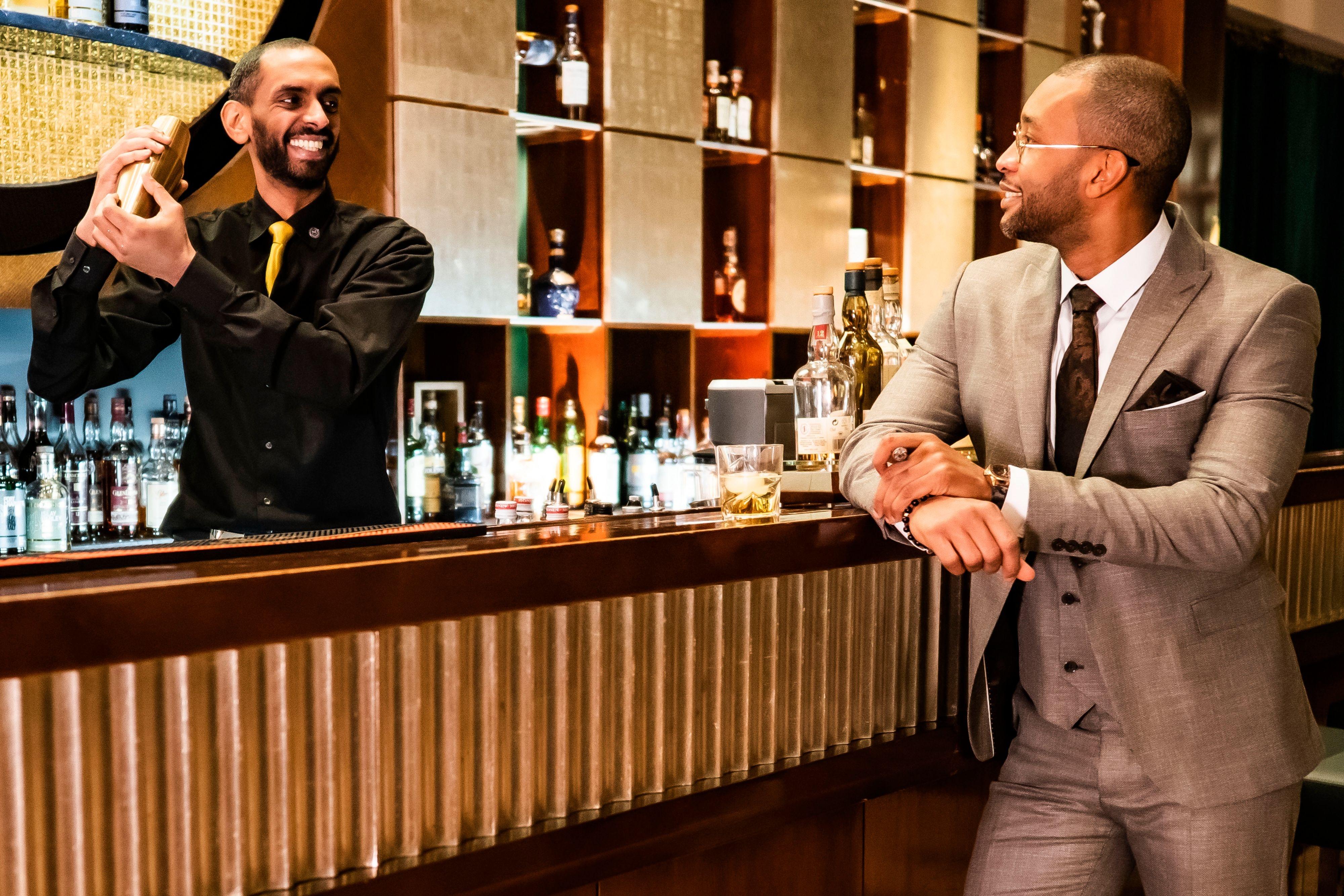 Pelikan Bar in Hanover