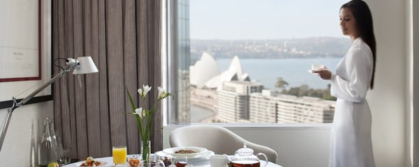 Sydney Harbour Marriott Hotel at Circular Quay
