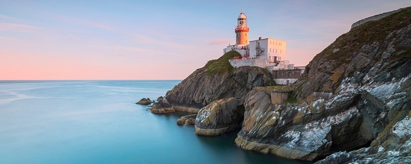 Baily Lighthouse- Dublin Ireland
