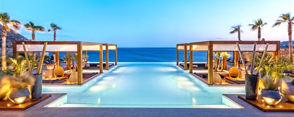 Oasis infinity pool - Santa Marina, a Luxury Collection Resort, Mykonos