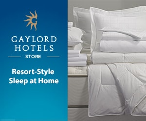 Gaylord Hotels Store - Pillows and Bedding