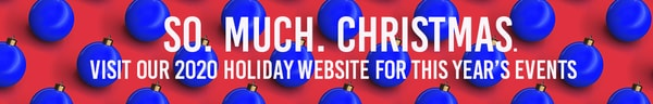 So. Much. Christmas. Visit our 2020 Holiday Website for this year's Events - ChristmasonthePotomac.com