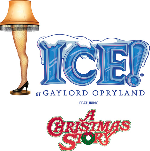 ICE! at Gaylord Opryland featuring A Christmas Story