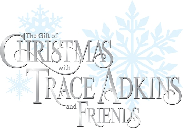 The Gift of Christmas with Trace Adkins and Friends logo