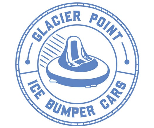 Glacier Point Ice Bumper Cars