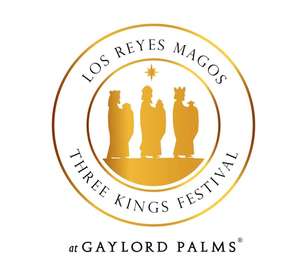 Los Reyes Magos. Three Kings Festival at Gaylord Palms