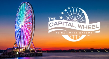 Capital Wheel in National Harbor