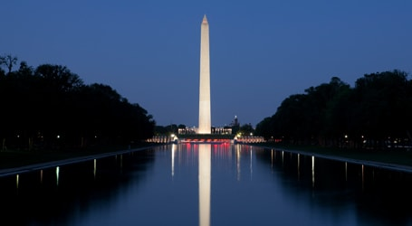 Washington Monument - DC Attractions