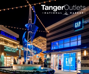 Tanger Outlets Mall - National Harbor