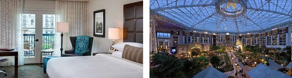 Gaylord Texan Resort - Grapevine, TX