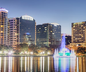 Downtown Orlando - near Gaylord Palms Resort