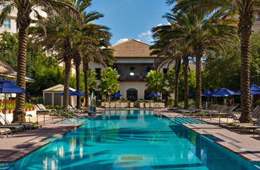 Gaylord Palms South Beach Pool - Seek the Weekend offer - link for details