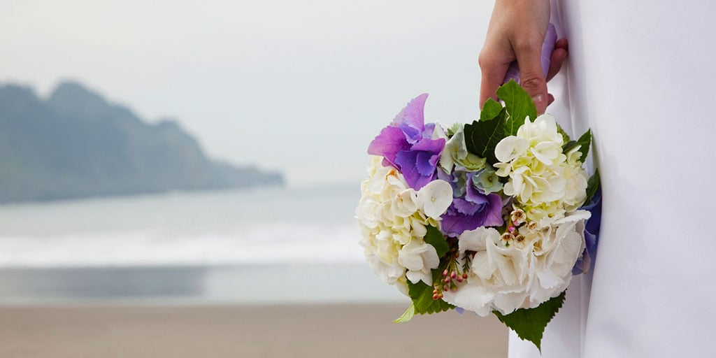 The perfect day. Plan your picture-perfect wedding at Marriott.
