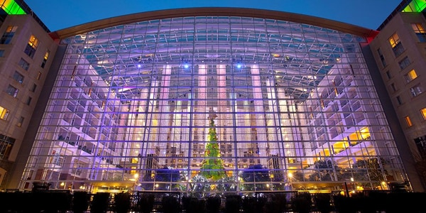 Conference space at Gaylord National Resort & Convention Center