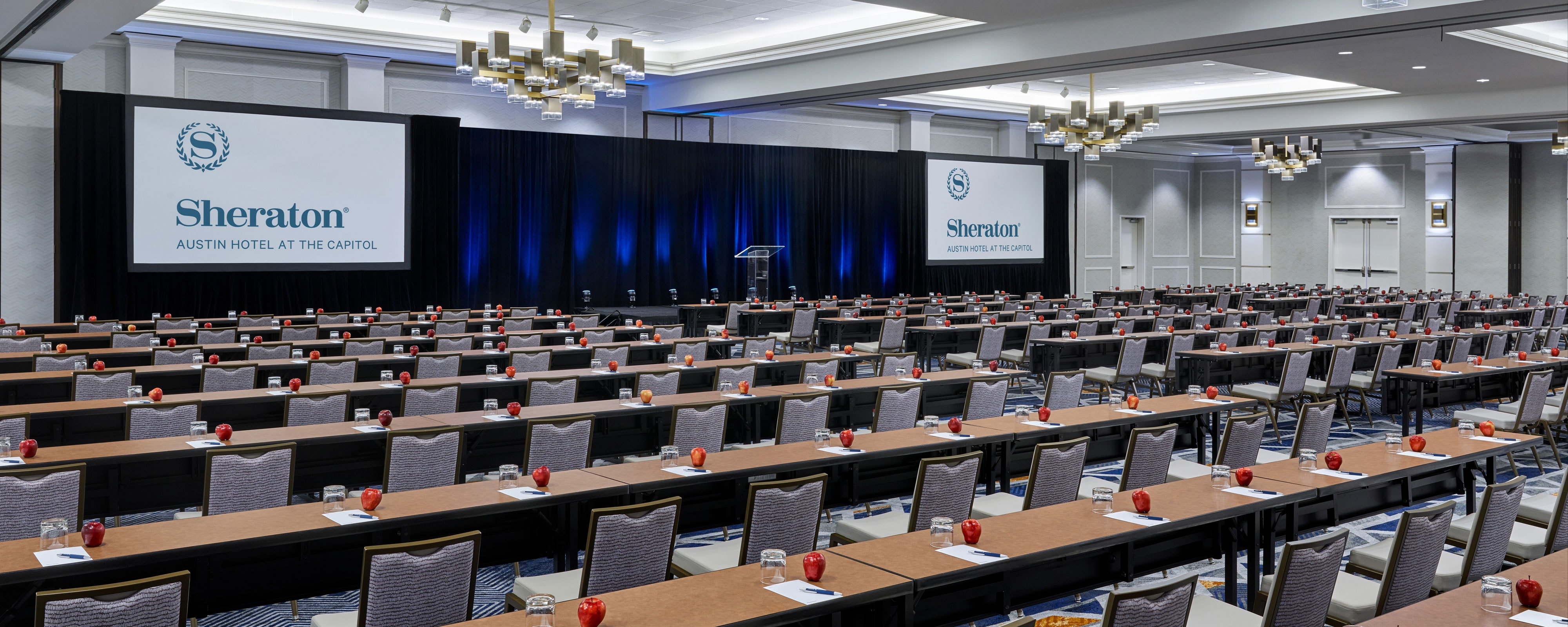Your Meeting Your Choice at Sheraton Austin Hotel at the Capitol