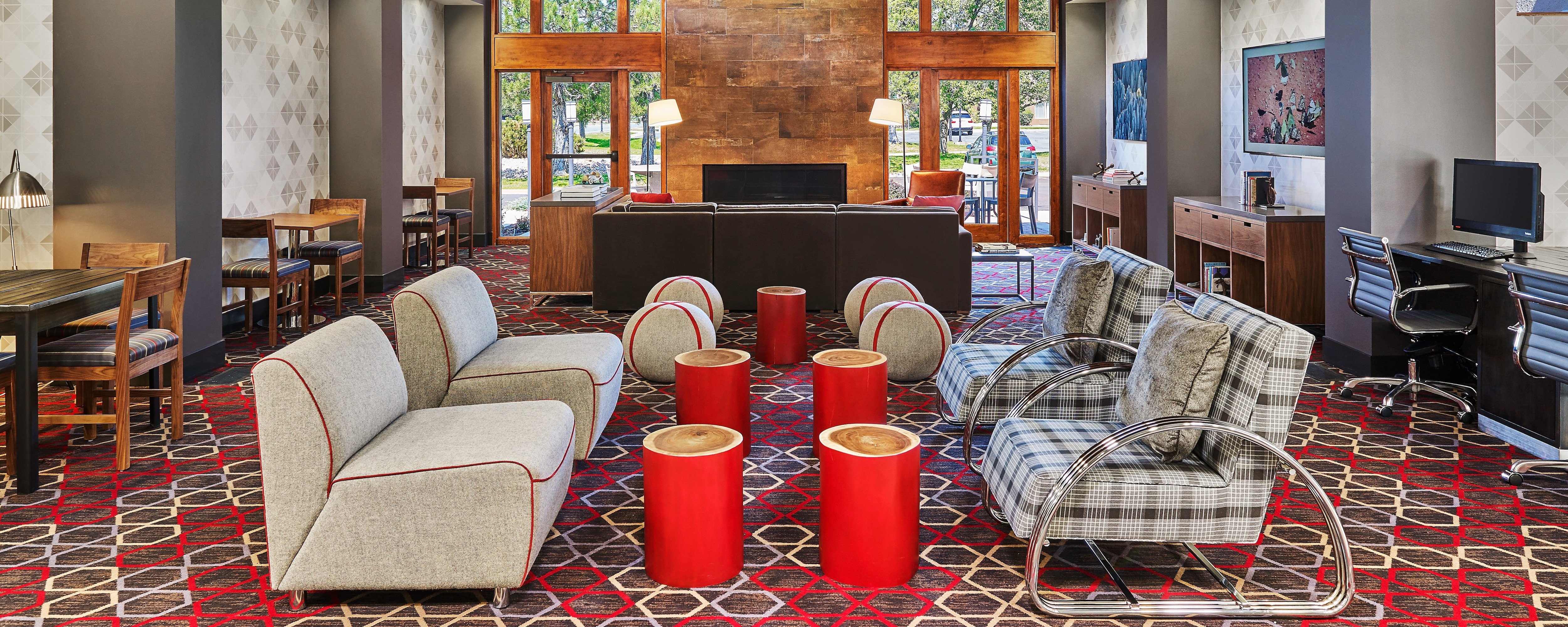 Pick Your Perks at Four Points by Sheraton Salt Lake City Airport