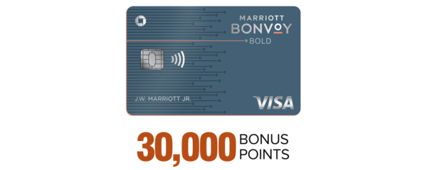 Marriott Bonvoy Bold™ Credit Card from Chase