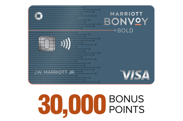 Learn more about Marriott Bonvoy Bold™ Credit Card from Chase