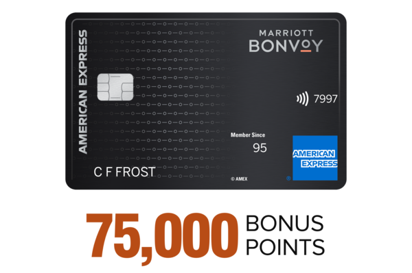 Learn more about The Marriott Bonvoy Brilliant™ American Express® Card, 75K bonus points