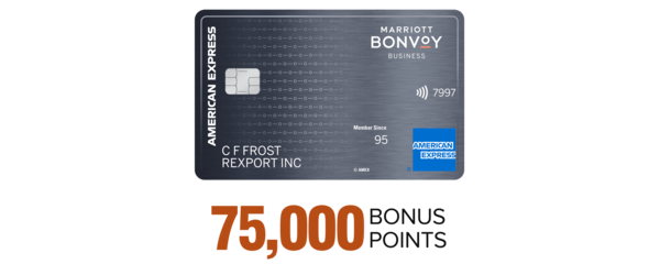 Learn more about The Marriott Bonvoy Business™ American Express® Card