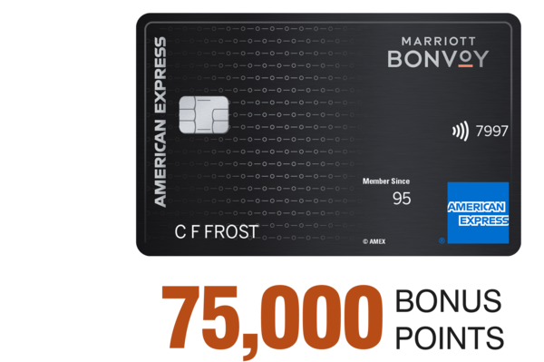 The Marriott Bonvoy Brilliant™ American Express® Card