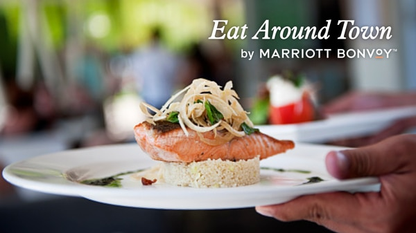 Eat Around Town by Marriott Bonvoy