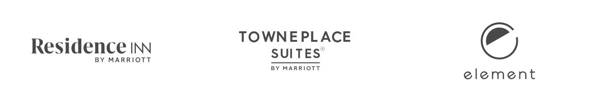 Residence Inn by Marriott, TownePlace Suite by Marriott, Element