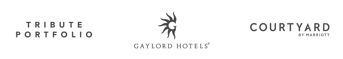 Tribute Portfolio, Gaylord Hotels, Courtyard by Marriott