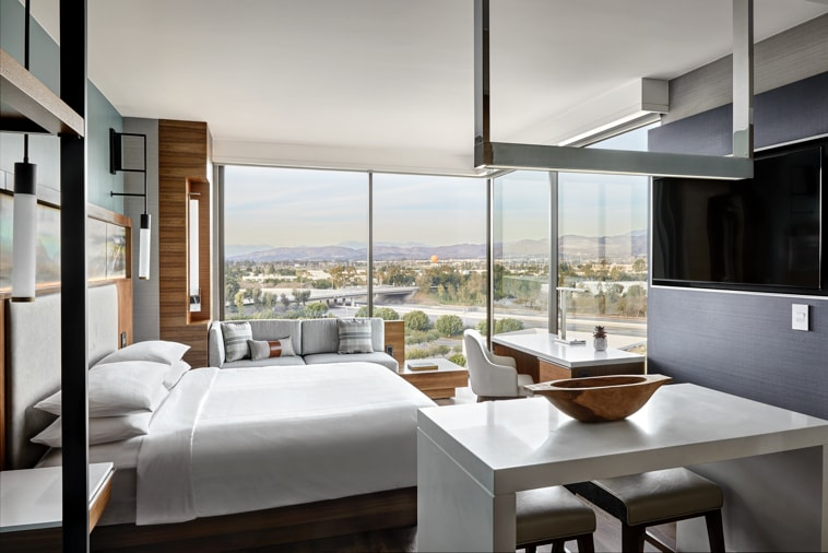 Marriott Irvine Spectrum, California