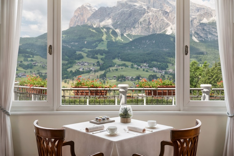 Cristallo, a Luxury Collection Resort & Spa, Cortina d' Ampezzo, Italy