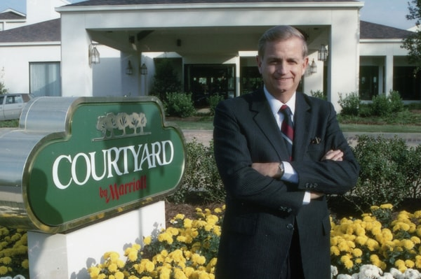 Courtyard by Marriott 1983