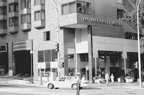 JW Marriott 1984