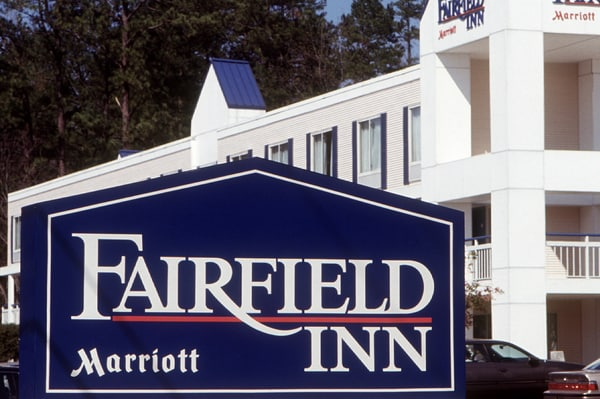 1987 Fairfield Inn