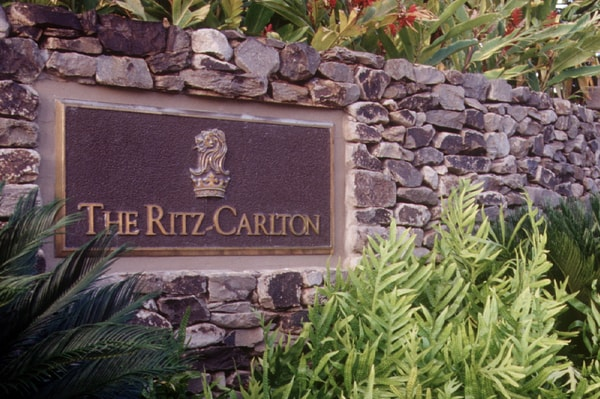 1995 The Ritz-Carlton